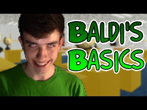Baldi's Basics in EDUCATION and LEARNING in REAL LIFE!