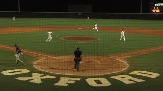 Jacksonville State Baseball Highlights - JSU 7, Samford 9 - May 9, 2018