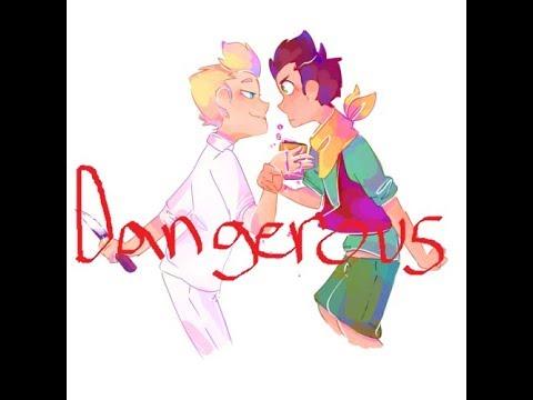 David x Daniel - Dangerous ~Requested By: StarBlueFandom~