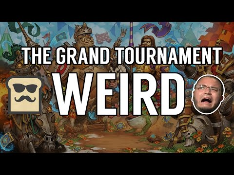 The Grand Tournament is Weird... (Disguised Toast)