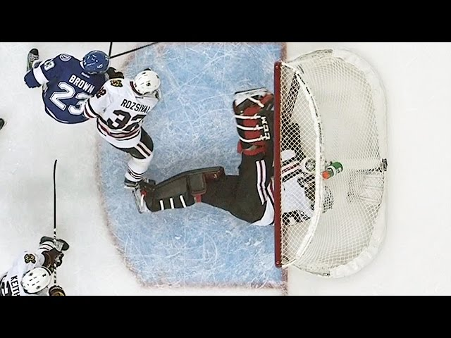 Crawford robs Brown with unbelieveable arm save