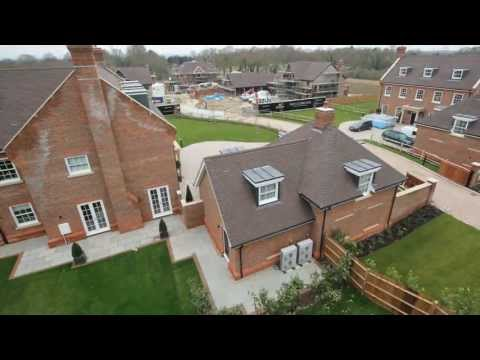 House Building Time Lapse | Kinsbrook | Brooks Green | West Sussex | January 2012 to April 2013