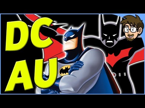 History of the DC Animated Universe (Earth 12)