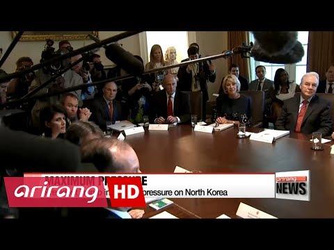 North Korea to top agenda for South Korea-U.S. summit