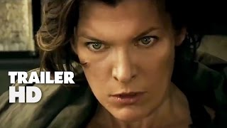 Download Video Resident Evil The Final Chapter - Official Film Trailer 2 2017 - Milla Jovovich Movie HD MP3 3GP MP4
