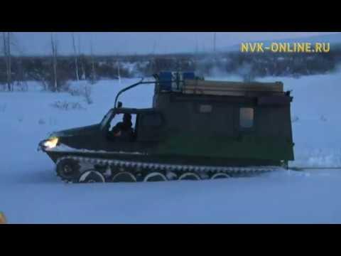 В Березовку Среднеколымского района отправится первая автоколонна с грузом