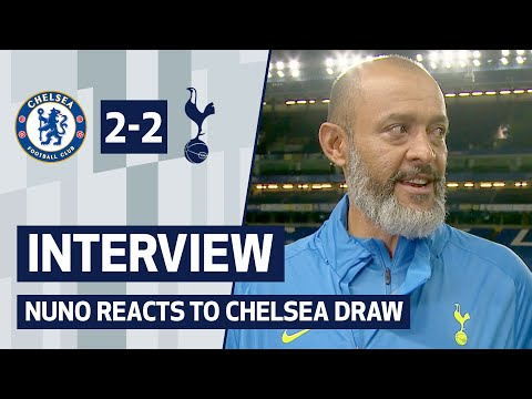 Nuno impresses with a pre-season catch-up at Stamford Bridge |  After the game: Chelsea 2-2 Spurs