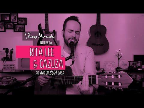 Thiago Miranda interpreta RITA LEE  e CAZUZA Ao vivo em SUA casa #FiqueEmCasa #LiveDoMiranda