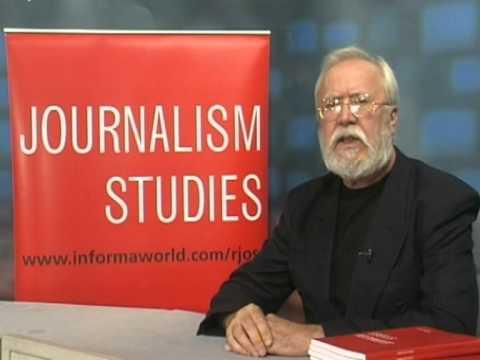 Journal 'Journalism Studies' October 2010