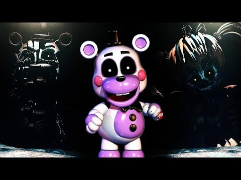 Five Nights at Freddys: Pizzeria Simulator  Part 1