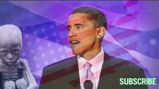 Obama Delivers A Speech To The Children Of Somalia