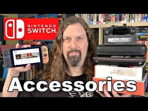 Nintendo Switch Accessories Reviewed - The Good, The Bad & The UGLY