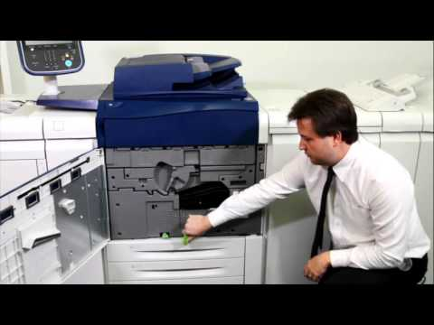 How To Clear Jams from the Versant 80 Press - English