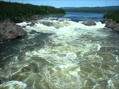 The Grand River/Muskrat Falls