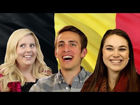 Americans share their 1st impressions of Belgium