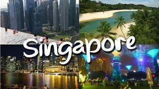 Short video explaining the best places to visit in Singapore