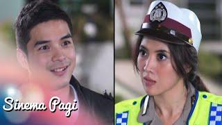 Tilang Cinta Sang Polwan Part 1 [Sinema Pagi] [16 Des 2015]