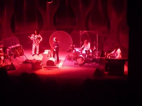 GENESIS 'Firth Or Fifht', THE MUSICAL BOX, Live in Barcelona 26/11/2014