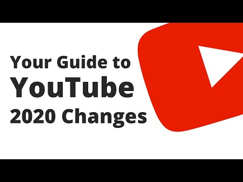 NEW YouTube Rules in 2020 Is Your Channel Prepared?