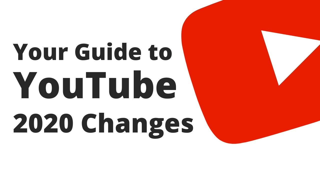 NEW YouTube Rules in 2020 - Is Your Channel Prepared?