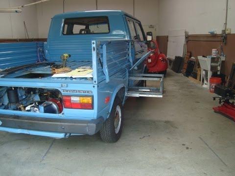 Electric VW Transporter, Episode 5