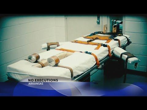 US Supreme Court won't allow Arkansas execution