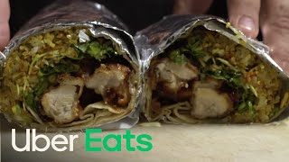 Eric Greenspan Opens Delivery-Only Concept, Chino, On Uber Eats | Uber Eats