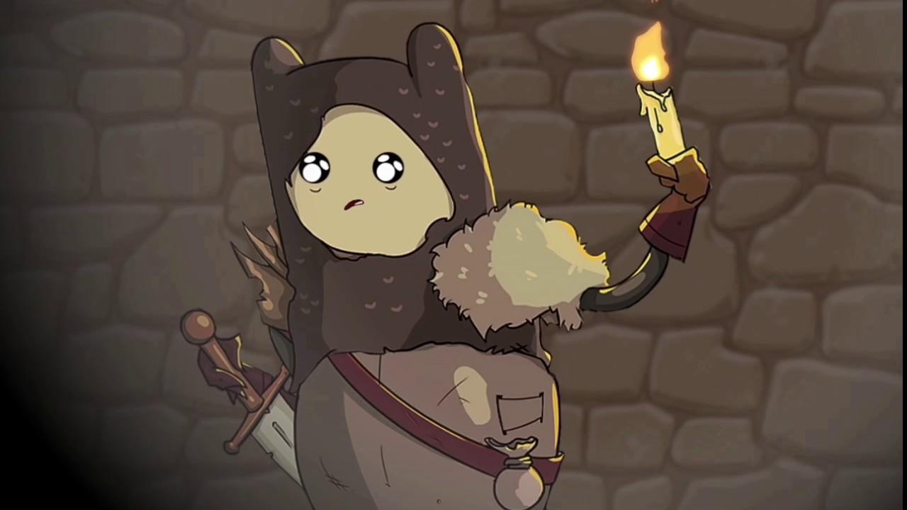 Adventure time is kinda like dark souls (com imagens ... |Dank Souls Adventure Time