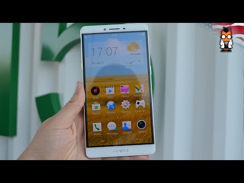 low cost e7055 73925 Oppo R7 Plus Hands On - YouTube
