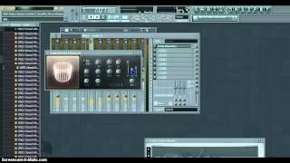electro house fl studio 10 обучение(1 урок)