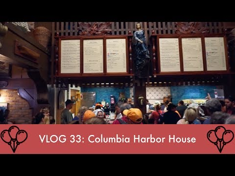 Peter Pan and Columbia Harbor House | Vlog 33 | Main Street Citizens