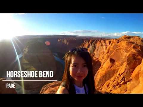 Work and Travel United States - Delona Tan