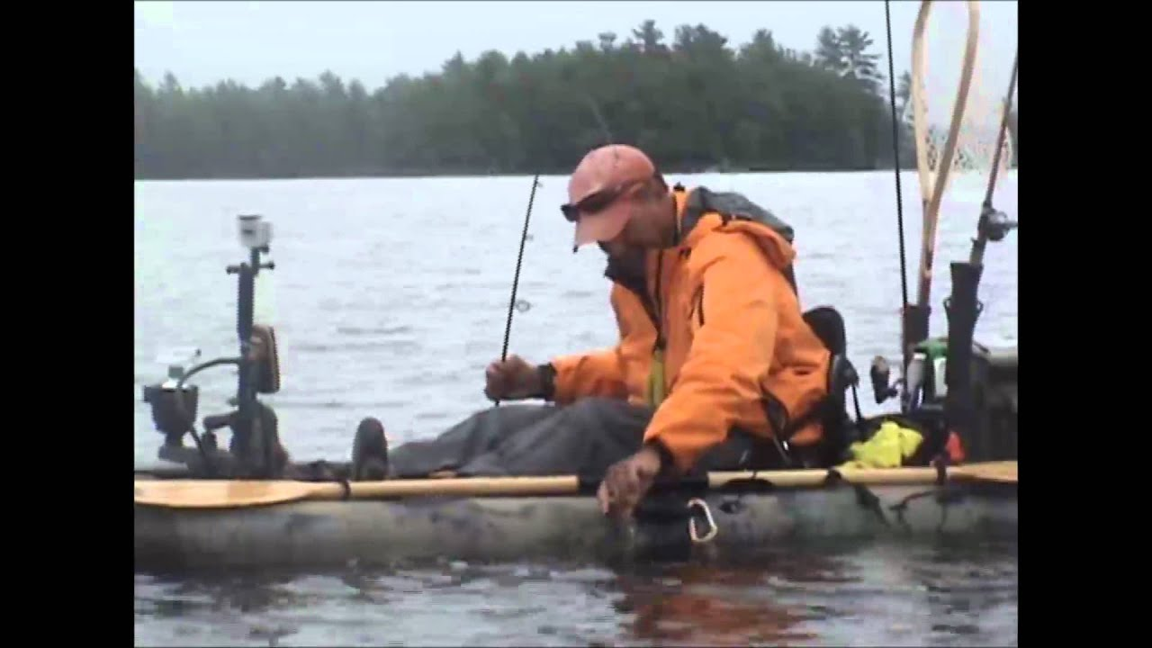 The reel deal fishing big lake in maine part 2 youtube for Fishing near me lake