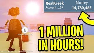 Jailbreak WIE GELD FAST! 1 MILLION IN STUNDEN (Roblox Jailbreak How To Make Money Fast Guide)