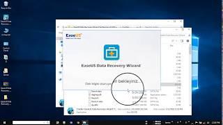 Cara mengembalikan data hardisk dan flshdisk yang hilang dengan aplikasi EaseUs data recovery