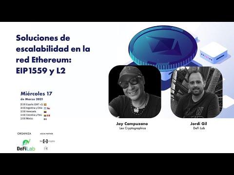 Soluciones de escalabilidad en la red Ethereum: EIP-1559 y L2