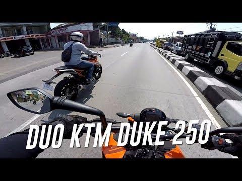 KTM DUKE 250 ENAKKK! pt2