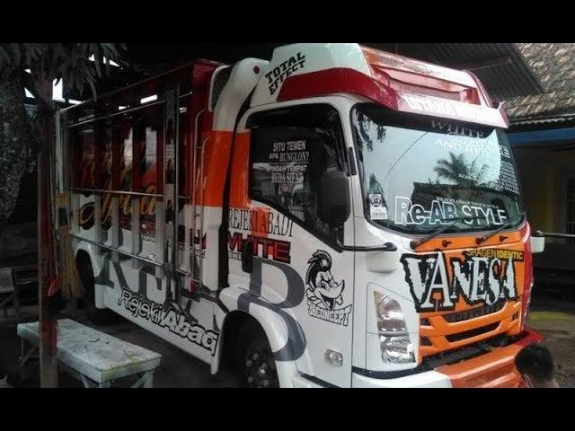 Kombinasi Truck Modifikasi Cakep by GR JAYA KAROSERI