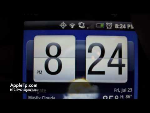 HTC EVO Signal Loss Kill Switch