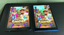 Amazon Fire HD 10 vs Apple IPad Pro 9.7 Apps Opening Comparison