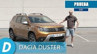 Dacia Duster: ¿por qué tan barato?   Prueba   Review en Español   Diariomotor
