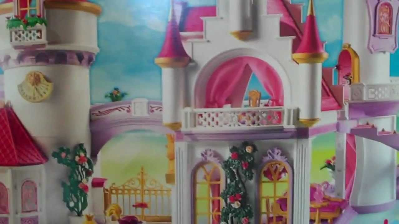 Playmobil Princess Fantasy Castle! - YouTube