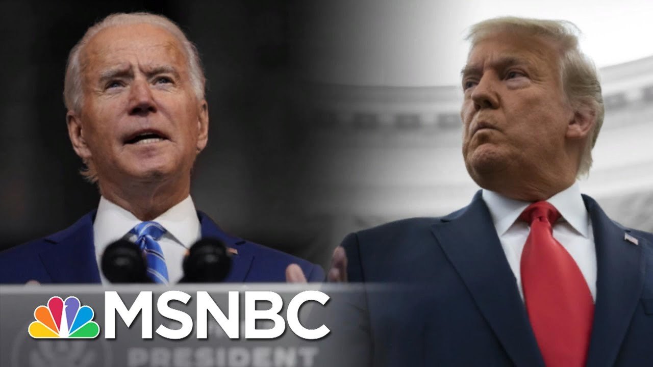 Biden Says Fauci Is Staying On As Trump Ignores Covid Crisis | The 11th Hour | MSNBC