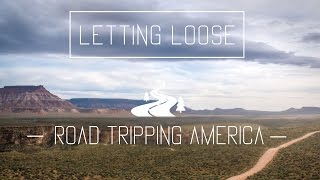 ROAD TRIPPING IN AMERICA (Panasonic Gh5)