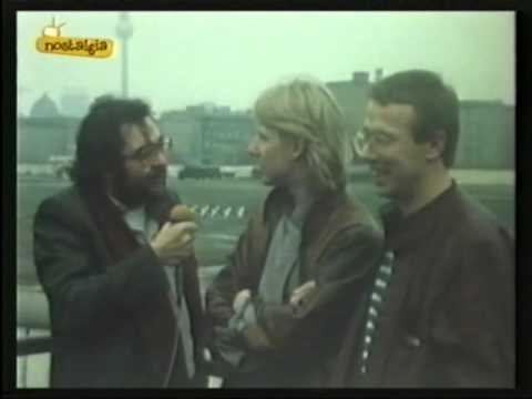 Musical express interview (TVE 1981): Ashra