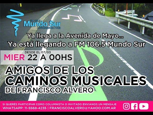 Caminos Musicales (20 - 06 - 18)