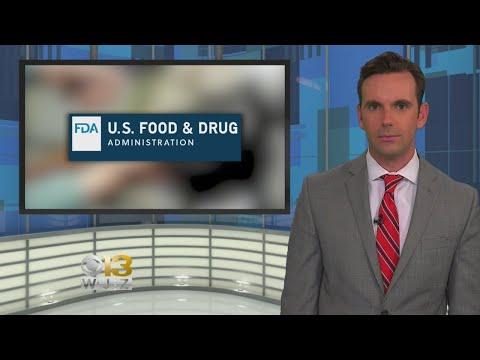 FDA Expands Recall Of Blood Pressure Drug Valsartan Due To Cancer Concern