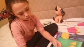 Как сделать миньона? Видео урок Часть 2 дополнение