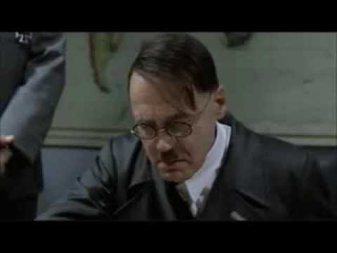 Hitler Finds Out That He Can't Get Eminem Tickets