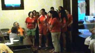 Choctaw Indians Singing